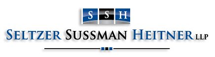 Logo:  Seltzer Sussman Heitner LLP | Nassau County, NY Attorneys